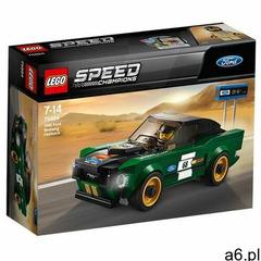 Lego SPEED CHAMPIONS Ford mustang fastback 75884 wyprzedaż - ogłoszenia A6.pl