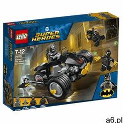 76110 BATMAN ATAK SZPONÓW (Batman: The Attack of the Talons) - KLOCKI LEGO SUPER HEROES - ogłoszenia A6.pl