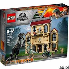 75930 ATAK INDORAPTORA (Indoraptor Rampage at Lockwood Estate) - KLOCKI LEGO JURASSIC WORLD - ogłoszenia A6.pl