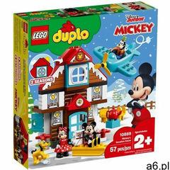 Lego DUPLO Dom wakacyjny mikiego 10889 - ogłoszenia A6.pl