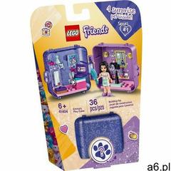 41404 KOSTKA DO ZABAWY EMMY (Emma's Play Cube - Photographer) KLOCKI LEGO FRIENDS rabat 25% - ogłoszenia A6.pl