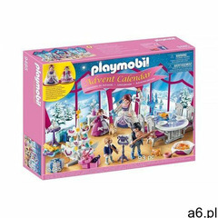 Playmobil CHRISTMAS Świąteczny bal w kryształowej sali - kalendarz adwentowy 9485 - ogłoszenia A6.pl