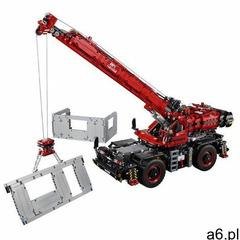 42082 DŹWIG (Rough Terrain Crane) KLOCKI LEGO TECHNIC - ogłoszenia A6.pl