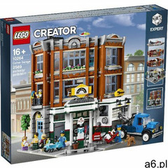 Lego EXCLUSIVE Warsztat na rogu corner garage 10264 - ogłoszenia A6.pl