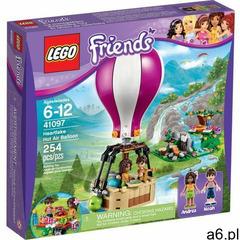 Lego FRIENDS Balon w heartlake 41097 - ogłoszenia A6.pl