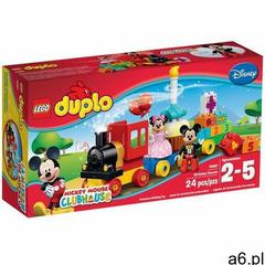 Lego DUPLO Mickey&minnie urodzinowa parada 10597 wyprzedaż - ogłoszenia A6.pl