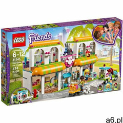 Lego CITY Centrum zoologiczne heartlake pet centre 41345 - ogłoszenia A6.pl