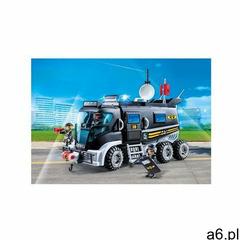 Playmobil ® City Life Ciężarówka SEK z światłem i dźwiękiem 9360 - czarny - ogłoszenia A6.pl