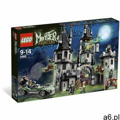 Lego MONSTER FIGHTERS Amek wampirów 9468 - ogłoszenia A6.pl