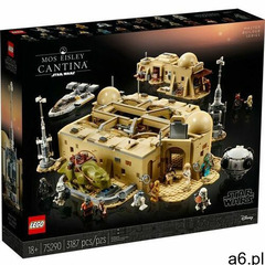 Lego STAR WARS Kantyna mos eisley mos eisley cantina 75290 rabat 5% - ogłoszenia A6.pl