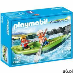 Playmobil FAMILY FUN Spływ pontonem 6892 - ogłoszenia A6.pl