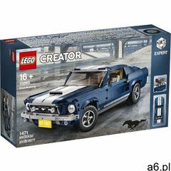 Lego EXCLUSIVE Ford mustang 10265 rabat 5% - ogłoszenia A6.pl