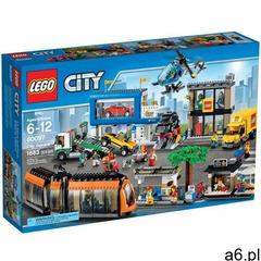 60097 PLAC MIEJSKI City Square KLOCKI LEGO CITY - ogłoszenia A6.pl