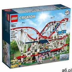 Lego CREATOR Expert - roller coaster 10261 - ogłoszenia A6.pl
