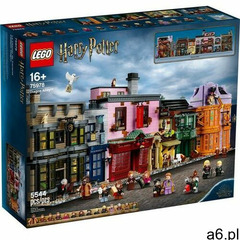 Lego HARRY POTTER Ulica pokątna diagon alley 75978 - ogłoszenia A6.pl