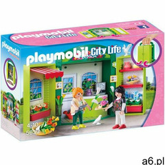 Playmobil CITY LIFE Play box kwiaciarnia 5639 - ogłoszenia A6.pl