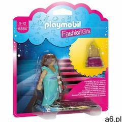 Playmobil FASHION GIRLS Gala 6884 wyprzedaż - ogłoszenia A6.pl