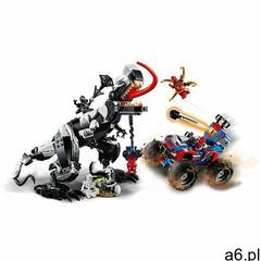 LEGO Super Heroes 76151 Starcie z Venomozaurem - ogłoszenia A6.pl