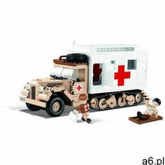 Klocki COBI Small Army - Ford V3000S Maultier Ambulance (2518) - ogłoszenia A6.pl