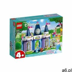 Lego DISNEY PRINCESS Kopciuszek i uroczystości na zamku 43178 - ogłoszenia A6.pl