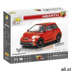 Klocki COBI Abarth 595 Competizion (24502) - ogłoszenia A6.pl