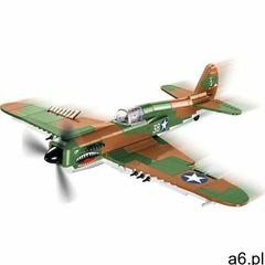 Klocki COBI World War II - Myśliwiec amerykański Curtiss P-40E Warhawk - ogłoszenia A6.pl