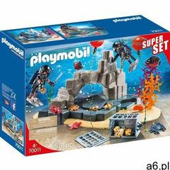 Playmobil 70011 SuperSet Akcja jednostki płetwonurków - ogłoszenia A6.pl