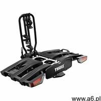 Thule easyfold xt 3 bagażnik rowerowy 2020 bagażniki samochodowe na tylną klapę (7313020084343) - ogłoszenia A6.pl