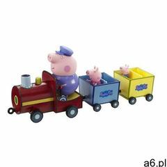 Tm toys Peppa pociąg (5029736050344) - ogłoszenia A6.pl