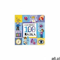 Smart books Moje pierwsze 100 słów. nauka 3y40ms - ogłoszenia A6.pl
