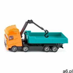 Siku 16 - ciężarówka volvo hds s1683 (4006874016839) - ogłoszenia A6.pl