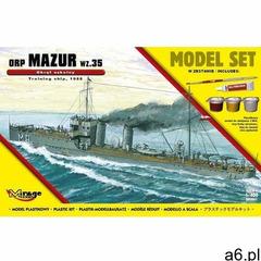 """Okręt Szkolny ORP """"MAZUR"""" (5901463840613) - ogłoszenia A6.pl"""