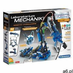 Clementoni Laboratorium mechaniki - maszyny hydrauliczne (8005125500970) - ogłoszenia A6.pl
