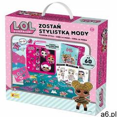 LOL Surprise. Zostań Stylistką Mody (8008324074587) - ogłoszenia A6.pl