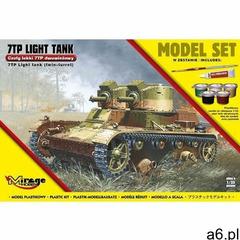 """Mirage Lekki czołg dwuwieżowy """"7tp"""" (5901463835947) - ogłoszenia A6.pl"""