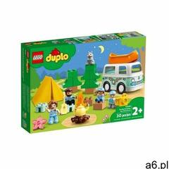 duplo 10946 family camping van adventure marki Lego - ogłoszenia A6.pl