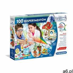 Clementoni 100 eksperumentów (8005125505227) - ogłoszenia A6.pl