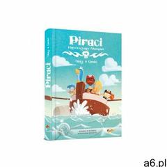 Foxgames Gra Komiks Paragrafowy: Piraci. Klątwa wyspy Shukanet - ogłoszenia A6.pl