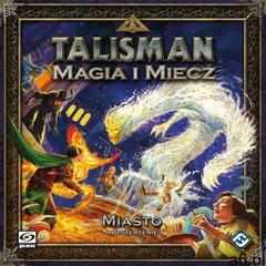 Galakta Gra talisman magia i miecz dodatek miasto (5902259205579) - ogłoszenia A6.pl