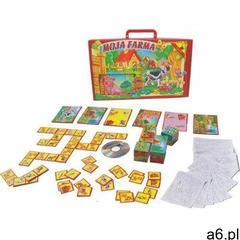 Moja farma: Układanki obrazkowe z płytą CD - ogłoszenia A6.pl
