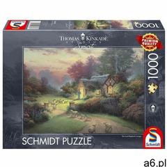 Puzzle PQ 1000 Chatka Dobrego Pasterza G3 (4001504596781) - ogłoszenia A6.pl