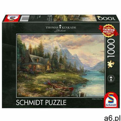 Schmidt Puzzle pq 1000 wyjazd w męskim gronie g3 (4001504599188) - ogłoszenia A6.pl