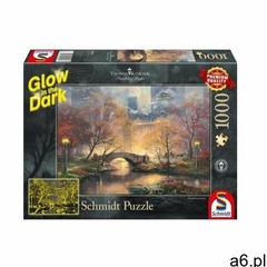 Puzzle pq 1000 jesień w central parku świecące g3 marki Schmidt - ogłoszenia A6.pl