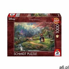 Puzzle pq 1000 mulan (disney) g3 marki Schmidt - ogłoszenia A6.pl