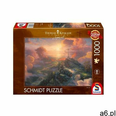 Schmidt Puzzle pq 1000 święty krzyż g3 (4001504596798) - ogłoszenia A6.pl