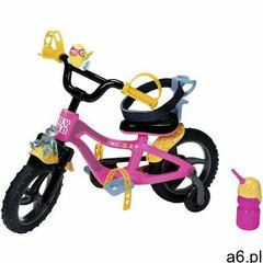 Zapf Baby born rower (4001167830024) - ogłoszenia A6.pl