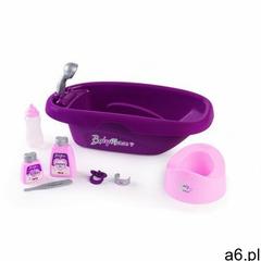 Baby nurse zestaw do kąpieli (7600220359). od 3 lat marki Smoby - ogłoszenia A6.pl