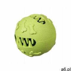 Piłka szczęka kauczukowa na przysmaki m - green marki Barry king - ogłoszenia A6.pl