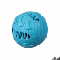 Piłka szczęka kauczukowa na przysmaki M - blue - ogłoszenia A6.pl