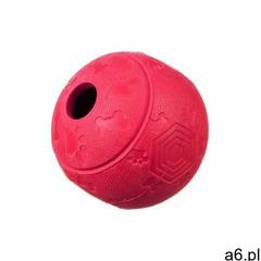 Barry king Piłka kauczukowa na przysmaki m - red (5904479153012) - ogłoszenia A6.pl